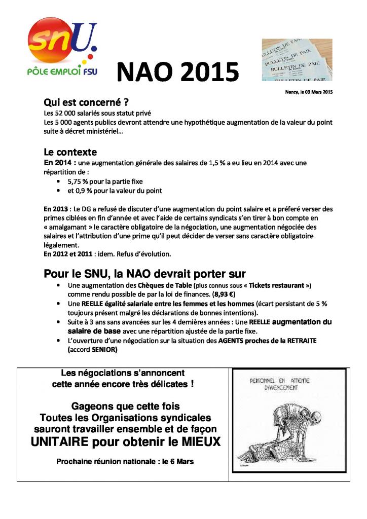 NAO2015