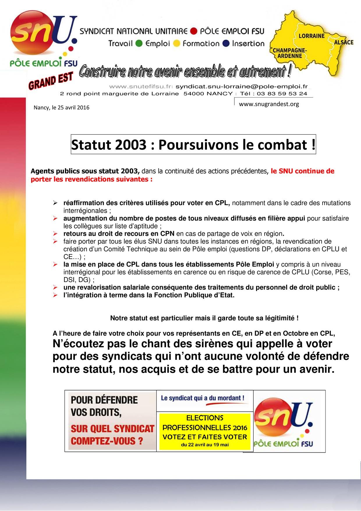 statut_2003_poursuivons_le_combat